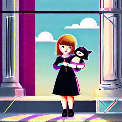Foto: Laeticia Hallyday: frimoussesnya membuat kadbod