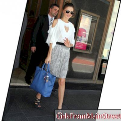I want the Top Models look! Miranda Kerr
