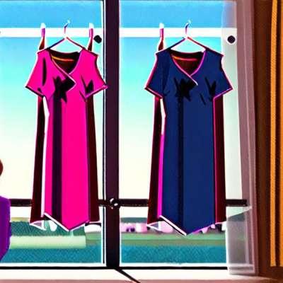 Pusta garderoba, nowy trend miłośników mody