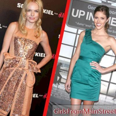 탑 플럽 : Kate Bosworth와 Kayla Ewell