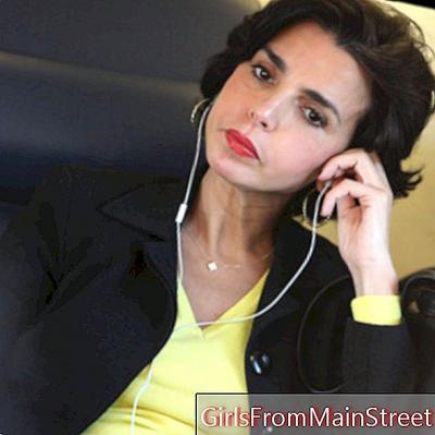 Η Ράχιδα Ντάτι, ένα αστέρι της πολιτικής