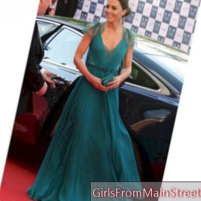 Kate Middleton bi trebala nositi istu odjeću češće prema Vivienne Westwood