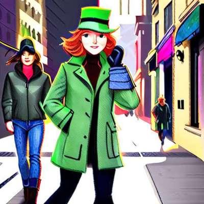 Foto: Sarah Jessica Parker menyukai tas Gerard Darel-nya!