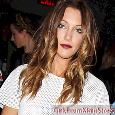 Katie Cassidy könnyen divatos a New York-i Fashion Weeken