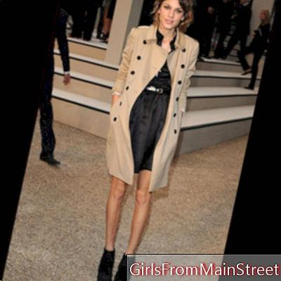 Alexa Chung, muse of Pepe Jeans!
