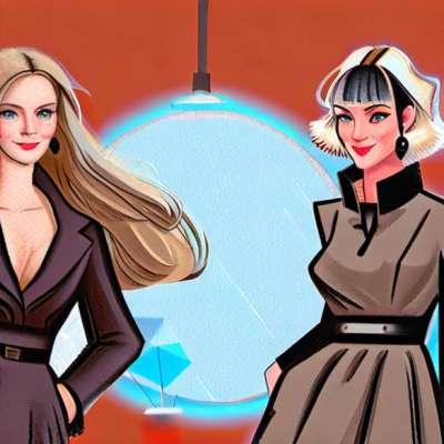 Toppflop: Anne Hathaway och Daisy Lowe på premiären av Alice in Wonderland