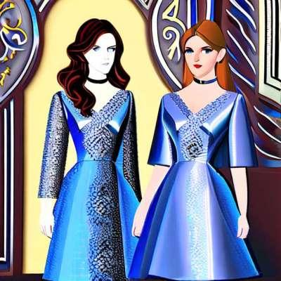Blake Lively VS Diane Kruger: ¿quién tiene el escote más hermoso?