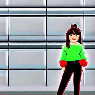 우리는 앙고라 스웨터에 떨어질까요?