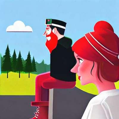 Fashion trend: den røde bandana