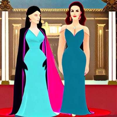 Nälgimängud: Elizabeth Banks ja tema kihilised kleidid