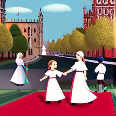 Blik van de dag: Pippa Middleton-jurk van Alexander Mc Queen