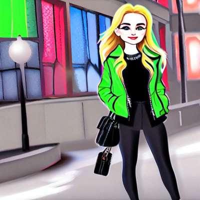 Titta på Taylor Momsen: hon vågar allt!