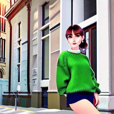 Oversized sweater: een trendy stuk om dringend aan te nemen