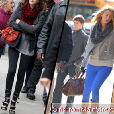 Top Gossip Girl Special Flop: Leighton Meester and Blake Lively