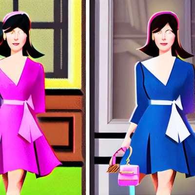 Michelle Obama VS Ann Romney: Egy ruha, két stílus.