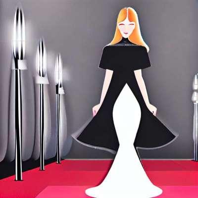 Chloe Sevigny: pakaian renda di perdana Cerita Horor Amerika