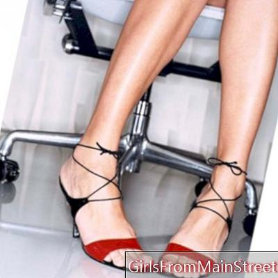 Ludi cipele: fetiš objekt
