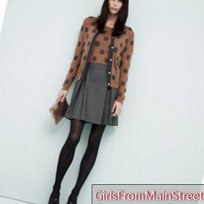 Winter 2012 fashion: Madame in Paris for La Redoute