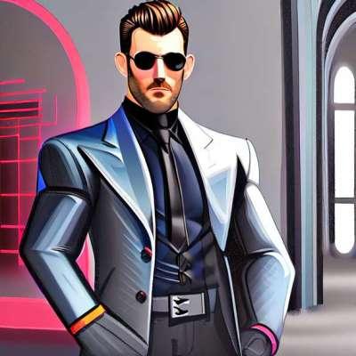 Karl Lagerfeld lanza una colección de relojes con su efigie.