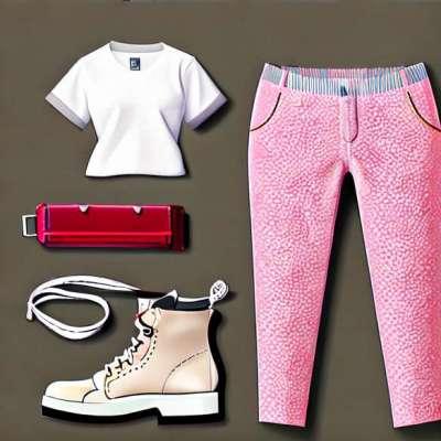 Moda letnia: pomarańczowe dżinsy, trend demokratyczny