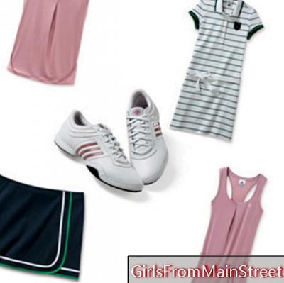 Stylish Roland Garros: I adopt the look of Maria Sharapova