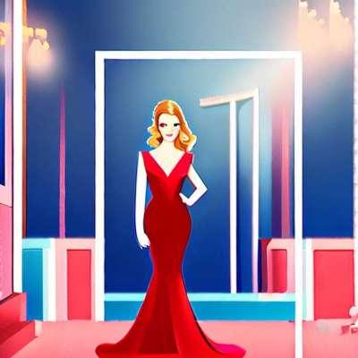 Cannes-i különleges filmfesztivál: Salma Hayek en Gucci