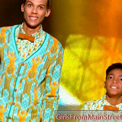 Stromae signs a first clothing collection