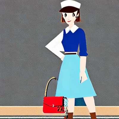 ロサンゼルスのリース・ウィザースプーンと彼女の絞り染めのスカート