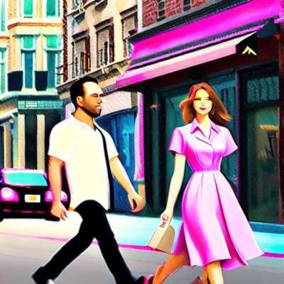 Look del giorno: l'abito floreale di Taylor Swift