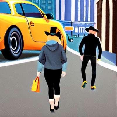 Päeva pilk: Selena Gomez võtab New Yorgis juhusliku ilme