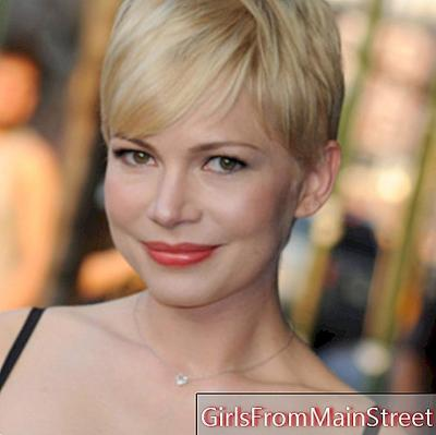 Michelle Williams: ni tako pametna v svoji obleki