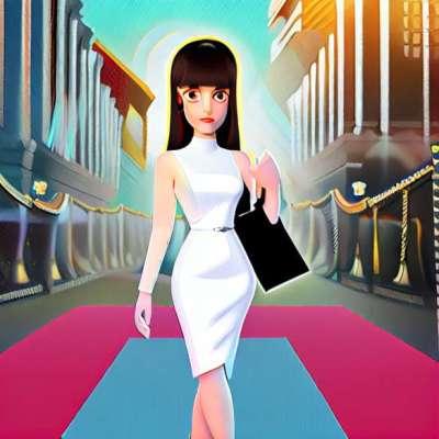 Virgin Ginnifer Goodwin i Monique Lhuillier Lace Dress