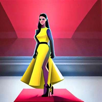 Nicole Kidman radiante en vestido Erdem sin tirantes