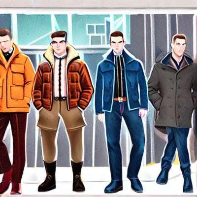 Cuộc tranh luận về thời trang: cho hay chống lại phong cách nam tính?