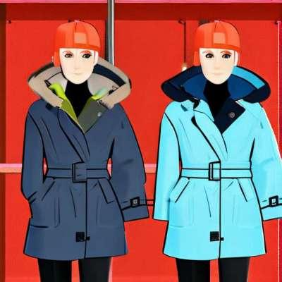 I det elegante pålegget til Emma de Caunes og Melle Agnès