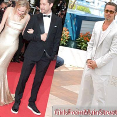 Men Cannes Festival alles in Turnschuhen!