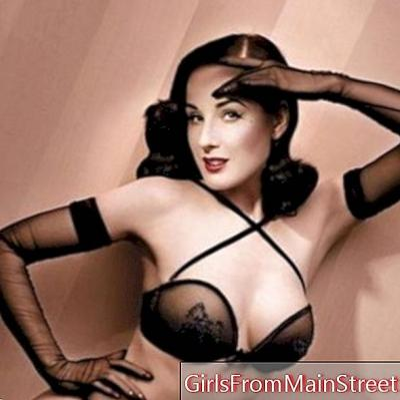 Dita Von Teese очарователна муза за марката Wonderbra lingerie