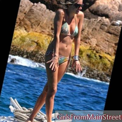 Star u kupaćem kostimu: Sienna Miller