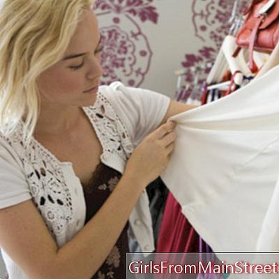Vælg den rigtige tøjstørrelse