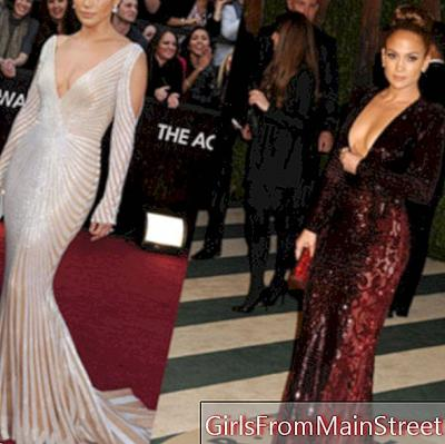 Jennifer Lopez faithful to Zuhair Murad for his tour