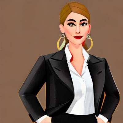 ¿La moda del flop del día? Julia Roberts se atreve con el look masculino en Los Ángeles.