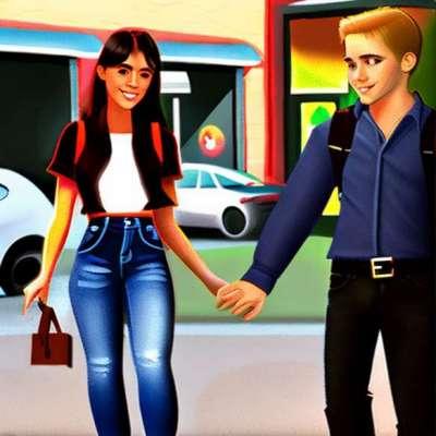 Päeva välimus: Selena Gomez kokku jeani välimuselt