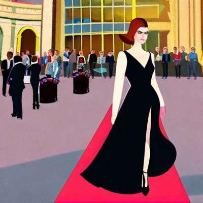 Scarlett Johansson se odloči za vrtoglavi izrez na Beneškem filmskem festivalu