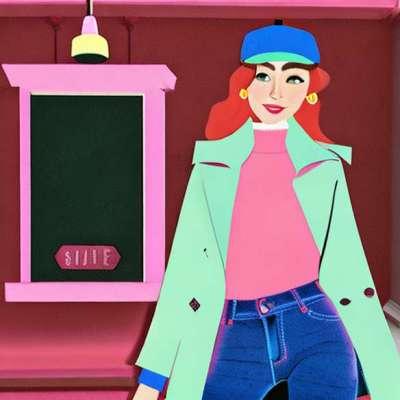 Sara Forestier, budúca tvár značky spodného prádla?