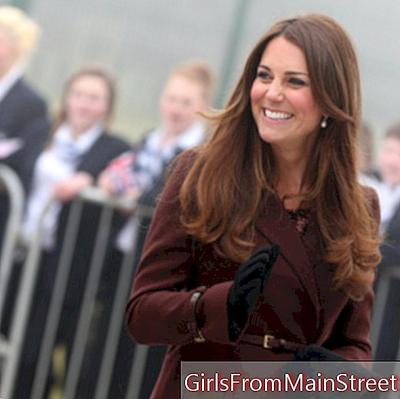 Kate Middleton: a helicopter to take her to the maternity ward