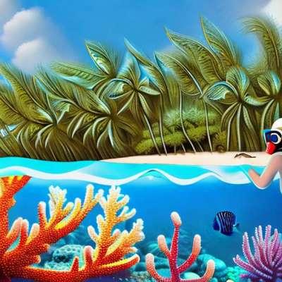 Teadlane, Pascale Chabanet kaitseb New Caledonian koralle