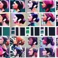 Emma Watson, Rooney Mara, Michelle Williams, 3 cô gái, 3 lần cắt ngắn