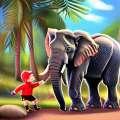 Babar en de avonturen van Badou, de nieuwe serie van TFOU voor de kleintjes!