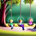 Hõivake oma lapsed pargis 5 tunniga