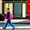 Star Style: Kate Moss ja miehen paita